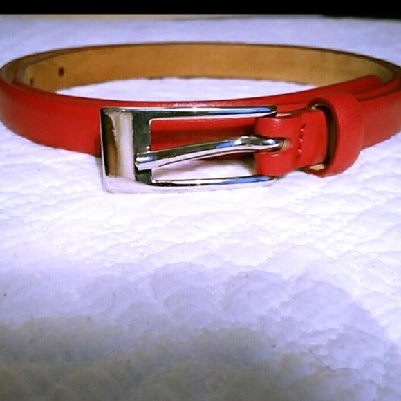 Talbots Accessories - Talbots Leather Belt